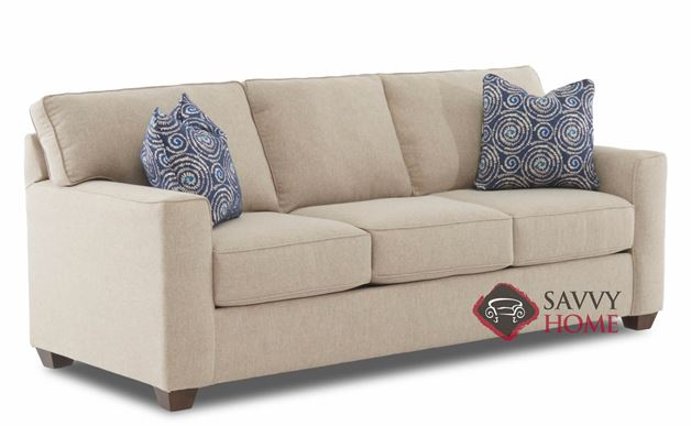 Newbury Queen Sofa Bed by Savvy Sideview