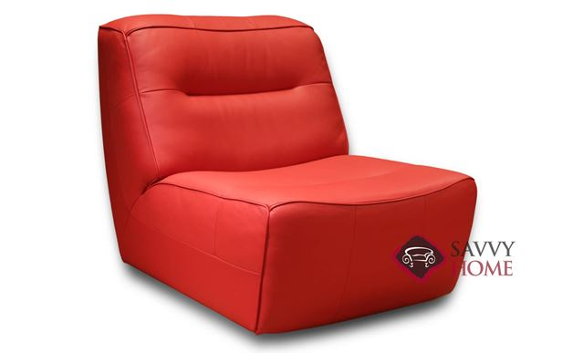 Arena Leather Club Chair by Luonto