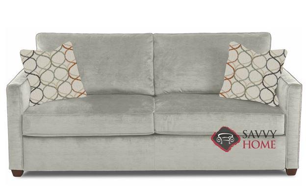 Kirkland Queen Sleeper Sofa in Empire Dove