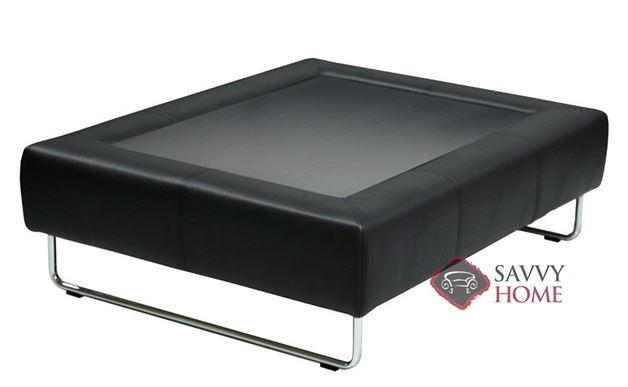 Luonto Flipper Leather Sofa Table