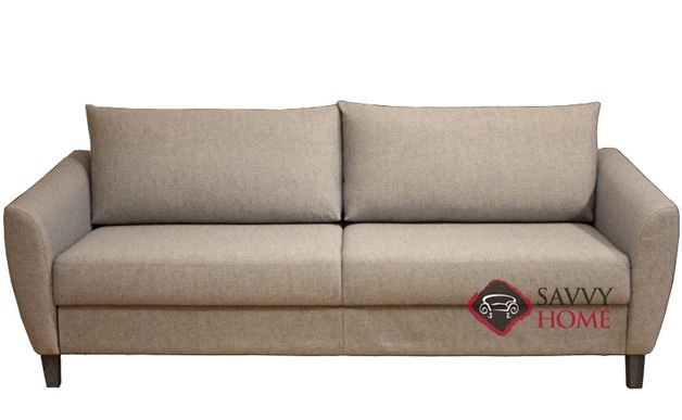 Boras Queen Sofa Bed by Luonto in Barcelona 30 Beige