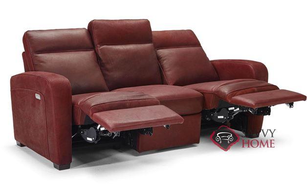 Accoglienza (B938-155) Power Reclining Sofa by Natuzzi