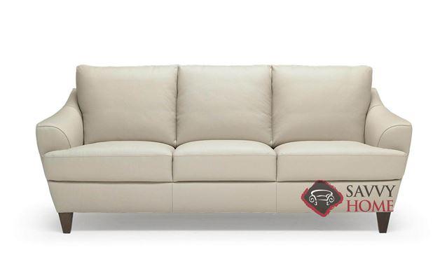 Damiano (B635-064) Leather Sofa by Natuzzi