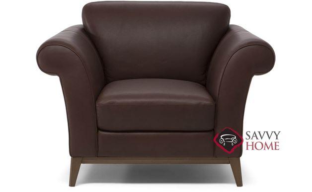 Letizia (C058-003) Leather Chair by Natuzzi