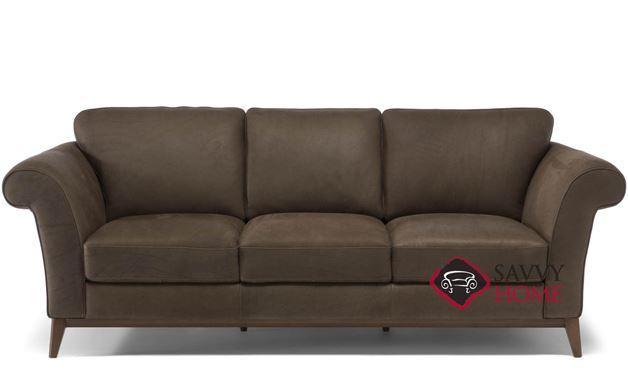 Letizia (C058-064) Leather Sofa by Natuzzi