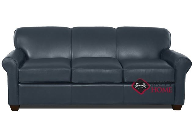 quick ship calgary leather sleeper sofas queen in endura