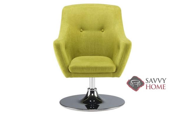 Lime Swivel Chair by Luonto