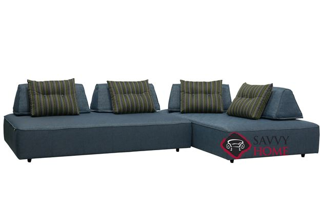 Street Sectional Sofa Bed by Luonto