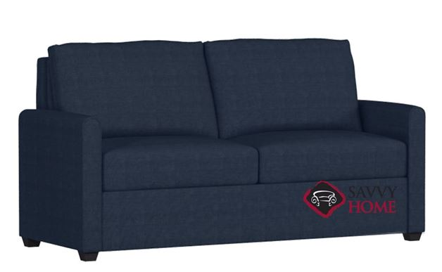 Somerset Paragon Queen Sleeper by Lazar Industries in Inga Navy