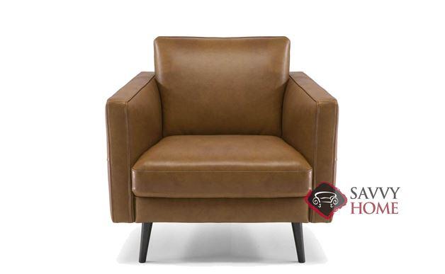 Destrezza (C092-003) Leather Chair by Natuzzi