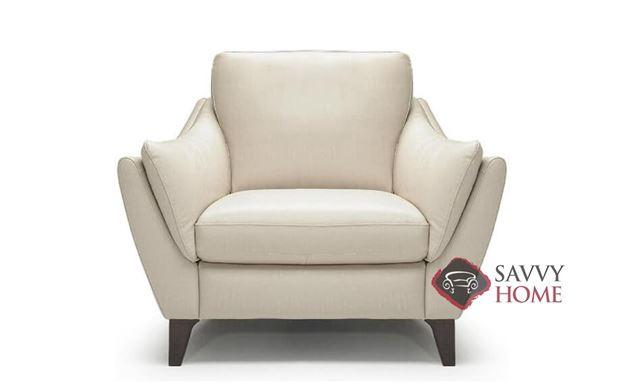 Edoardo (A486-003) Leather Chair by Natuzzi
