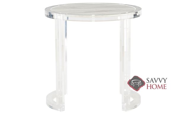 Astra End Table by Bernhardt Interiors