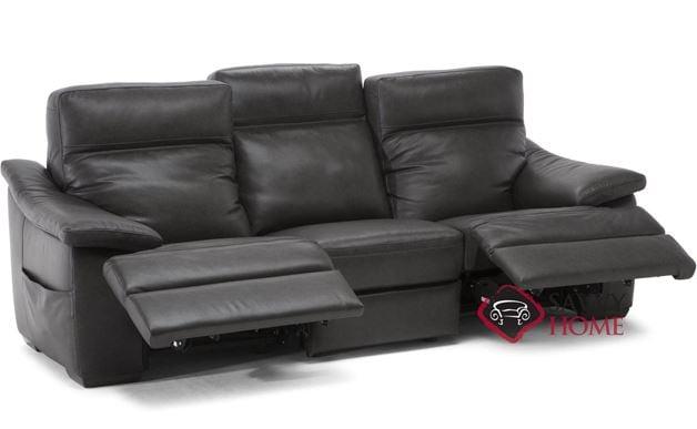 Pazienza (C012-355) Power Reclining Leather Sofa by Natuzzi