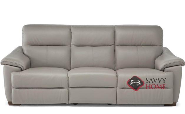 Potenza (C063-064) Leather Large Sofa by Natuzzi