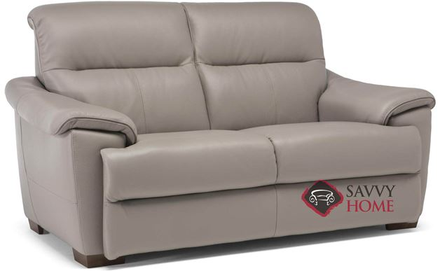 Potenza (C063-N93) Power Reclining Leather Loveseat by Natuzzi