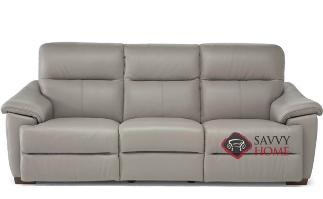 Potenza (C063-N55) Power Reclining Leather Large Sofa by Natuzzi