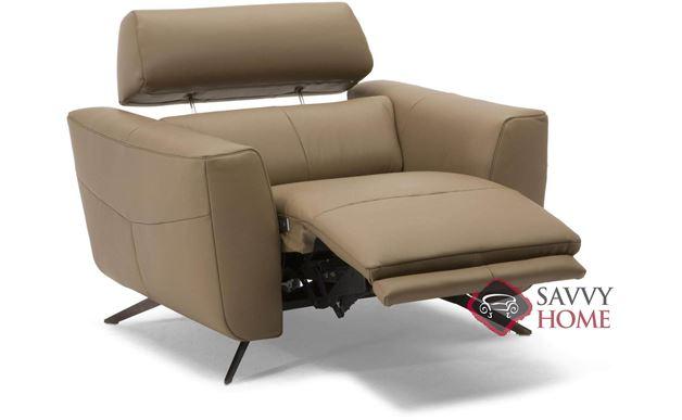 Sorpresa (C013-154) Power Reclining Leather Chair by Natuzzi