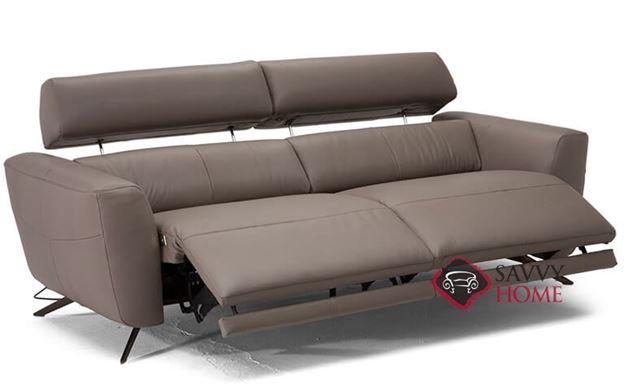 Sorpresa (C013-446) Power Reclining Leather Sofa by Natuzzi
