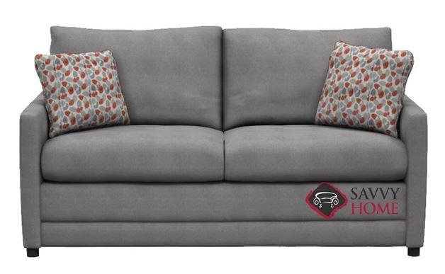 The 200 Full Sleeper Sofa by Stanton in Empress Sterling