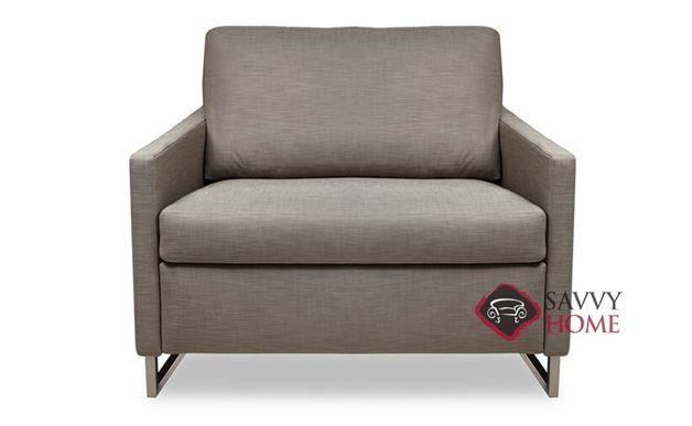 Brandt Chair Comfort Sleeper by American Leather