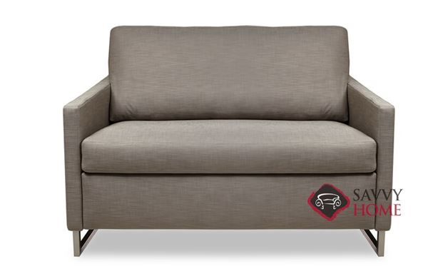Brandt Twin Leather Comfort Sleeper by American Leather
