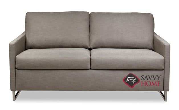 Brandt Full Leather Comfort Sleeper by American Leather