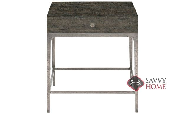 Linea End Table by Bernhardt Interiors