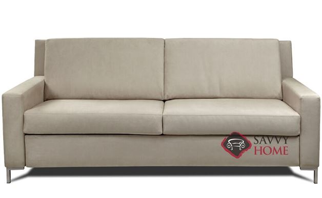 Bryson Queen Leather Comfort Sleeper by American Leather