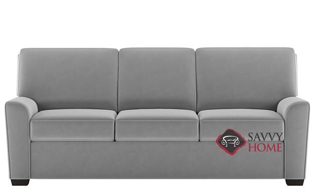 Klein Queen Plus Leather Comfort Sleeper by American Leather