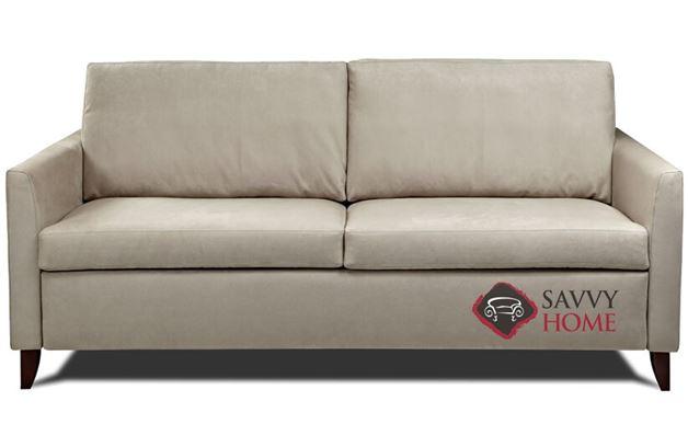 Harris Queen Comfort Sleeper by American Leather