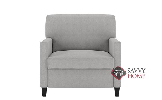 Conley Chair Leather Comfort Sleeper by American Leather