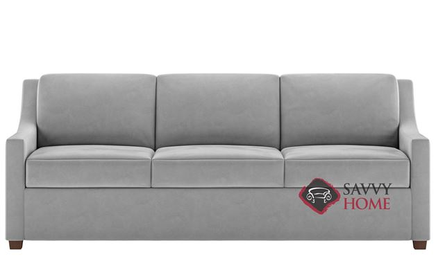 Perry King Leather Comfort Sleeper by American Leather