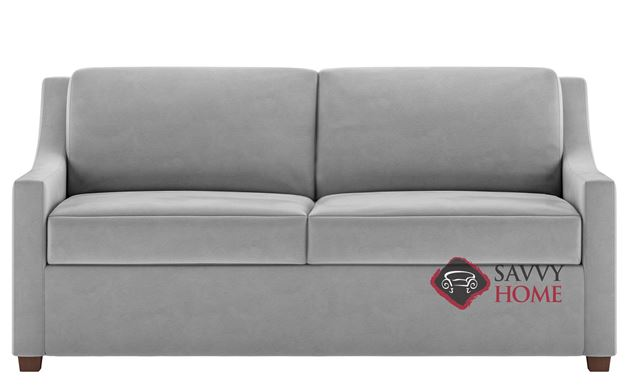 Perry Queen Leather Comfort Sleeper by American Leather
