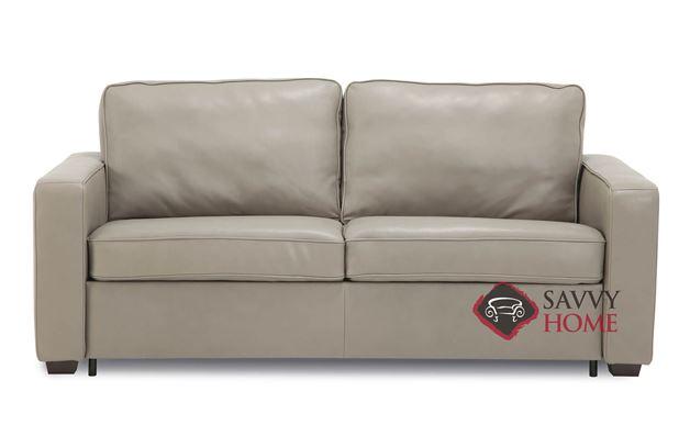 Anya CloudZ Full Top-Grain Leather Sofa Bed by Palliser