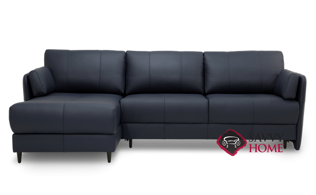 Foster Chaise Sectional Full XL Sofa Bed by Luonto