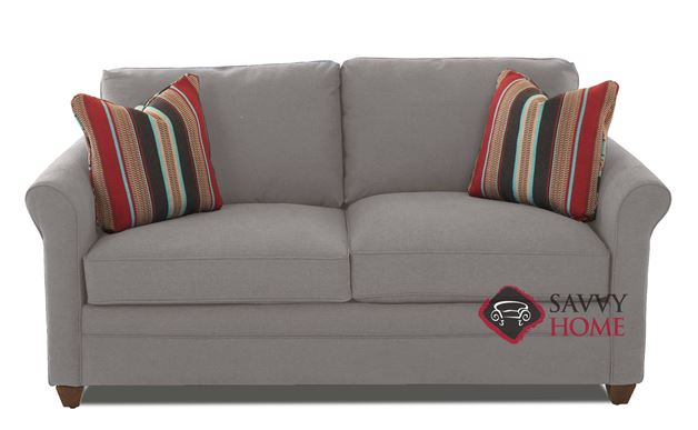 Denver Full Sleeper Sofa in Aluna Ash