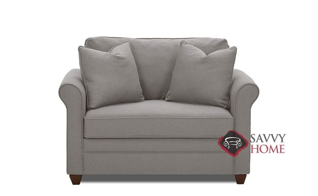 Denver Chair Sleeper Sofa in Aluna Ash