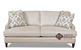 Dallas Sofa by Savvy in Off-White
