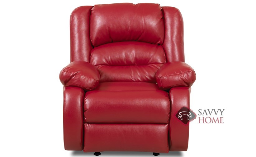 Augusta Leather Recliner
