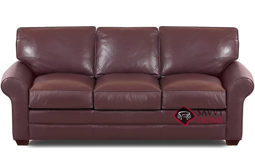 Enjoyable Montreal Queen Leather Sofa Bed By Savvy Ibusinesslaw Wood Chair Design Ideas Ibusinesslaworg