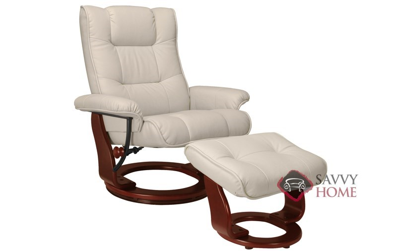 Monterey Leather Recliner and Ottoman by Benchmaster  sc 1 st  Savvy Home Store & Benchmaster Reclining Chairs | Benchmaster Chairs and Ottomans ... islam-shia.org