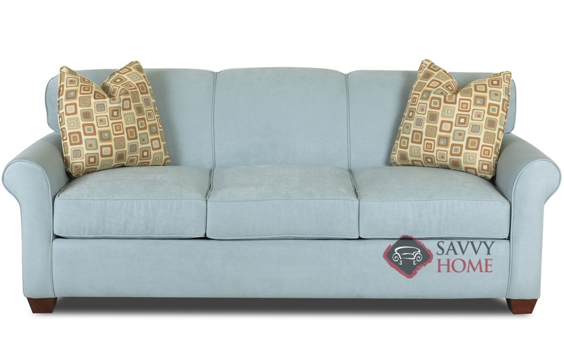 Calgary Queen Sofa Bed By Savvy