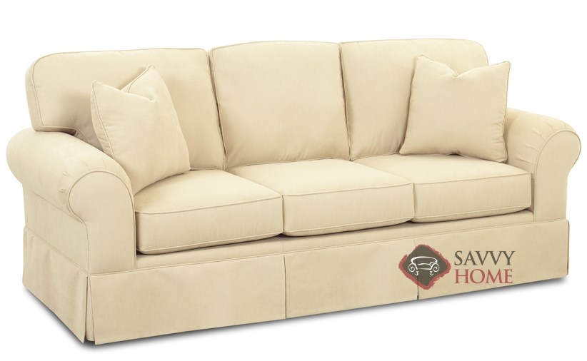 Miami Queen Sleeper Sofa Sideview
