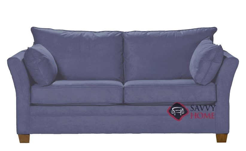 Venice Fabric Sleeper Sofas Full By Savvy Is Fully Customizable By