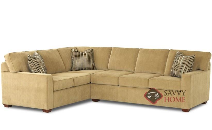 Waltham True Sectional Sleeper Sofa