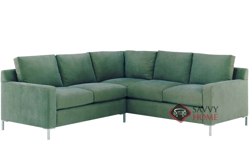Soho True Sectional With 2 Cushion Twin Sleeper