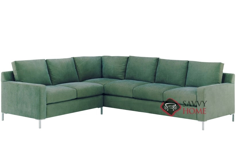 Soho True Sectional With 3 Cushion Sofa By Lazar Industries