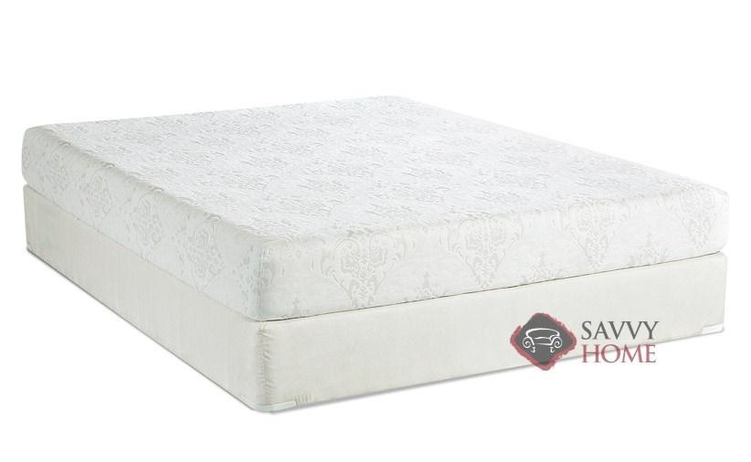 Hampton 8 Memory Foam Mattress By Enso With Foundation