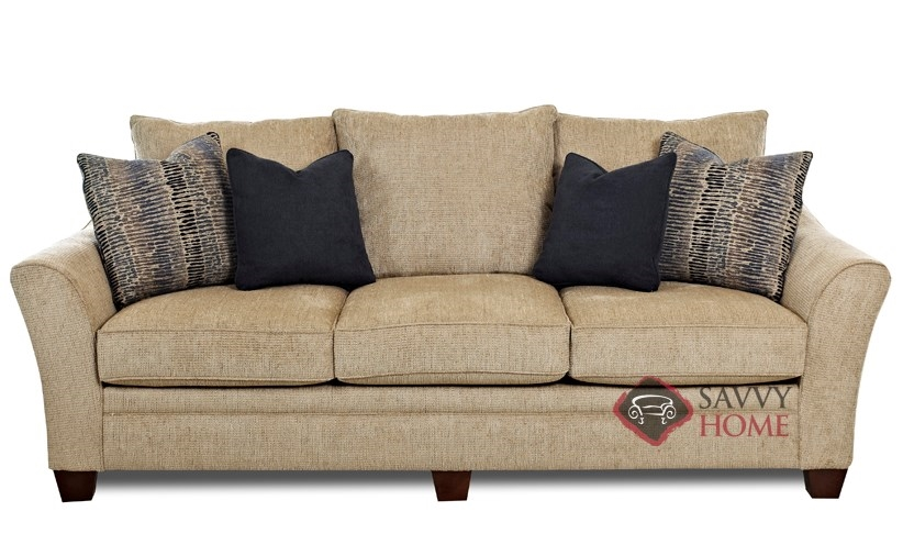 Exceptionnel Poulsbo Sofa By Savvy In Wooten Sandstone