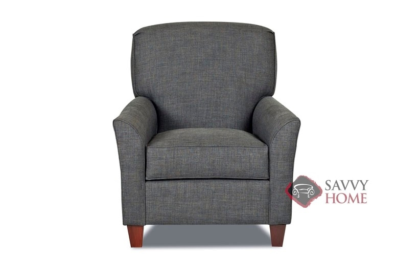 Gold Coast Fabric Reclining Chair By Savvy Is Fully